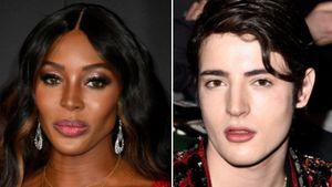 Model Naomi Campbell trauert um Patensohn Harry Brant (†24)