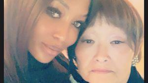 Naomi Campbell trauert um ihre verstorbene Tante Gloria