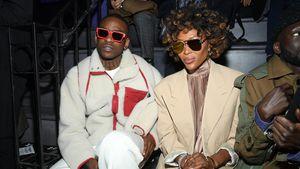 Datet Naomi Campbell den 12 Jahre jüngeren Rapper Skepta?