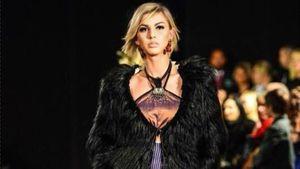 Natalia Osada: Trotz Liebes-Aus rockt sie den Catwalk!