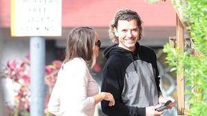 Thomalla-Ex Gavin Rossdale verliebt mit Freundin unterwegs