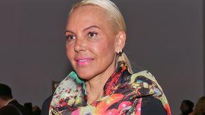 Natascha Ochsenknecht bei der Präsentation ihrer Bildschön-Kollektion