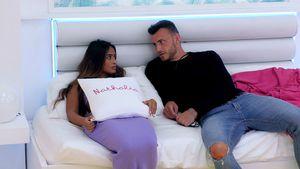 """""""Love Island"""": Luca schmeißt sich an Granate Nathalia ran!"""