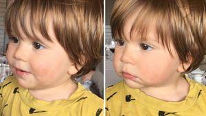 Gelber Schatz: Shakiras Sohn Sasha wird immer größer!