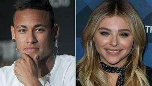 Frisch verliebt?! Kickerstar Neymar turtelt mit Chloë Moretz
