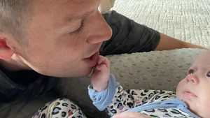 Zuckersüß: Nick Carter teilt neues Foto mit Tochter Pearl
