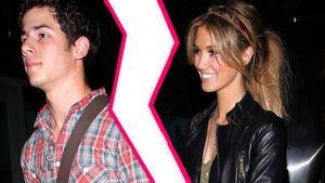 Nick Jonas und Delta Goodrem