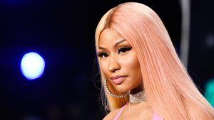 Nicki Minaj gönnte sich zum ersten Mal nach Geburt Alkohol!
