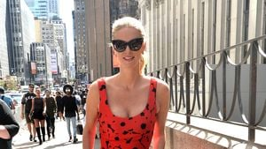 Nicky Hilton in New York City