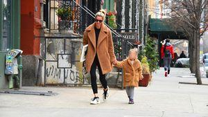 Süß! Nicky Hilton und Tochter (2) im kuscheligen Partnerlook