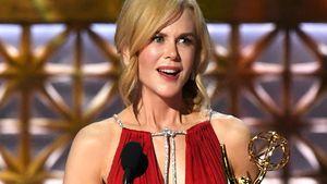 Dankesreden-Fail: Nicole Kidman vergisst adoptierte Kinder