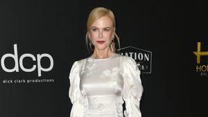 Wegen Körpergröße: Nicole Kidman plagten früher Ängste