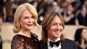 14 Jahre Ehe: Keith Urban postet süßes Pic mit Nicole Kidman