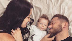 So wird Nikki Bellas erstes Weihnachtsfest mit Sohn Matteo