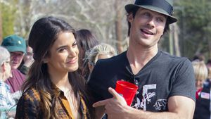 Nikki Reed und Ian Somerhalder in New Orleans