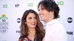 Nikki Reed & Ian Somerhalder: 1. Red Carpet nach Geburt