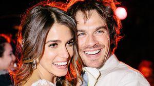 Nikki Reed und Ian Somerhalder bei ihrer Hochzeit 2015