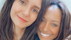 """Vampire Diaries""-Reunion: Nina Dobrev chillt mit Kat Graham"