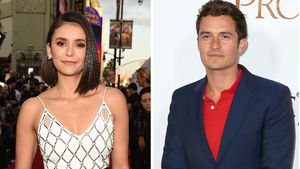 "Nina Dobrev und Orlando Bloom bei der Premiere von ""The Promise"" in Hollywood"