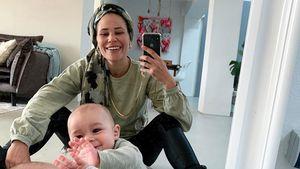 """""""Krass Schule""""-Star Nina Noel zeigt erneut ihr Baby im Netz"""