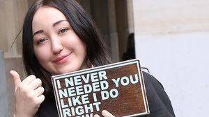 Noah Cyrus in Paris