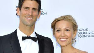 1. Baby ist da: Tennis-Star Djokovic ist Papa!