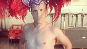 Sexy!? Oliver Pocher als halbnackter Samba-Tänzer