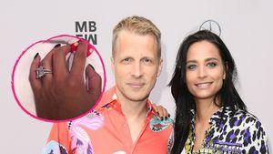 Verlobung bestätigt? Amira & Oli Pocher geben Ring-Details