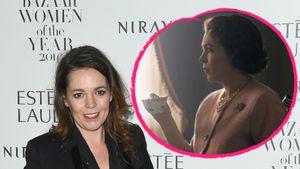 """Erstes Foto: Olivia Colman spielt bei """"The Crown"""" die Queen"""