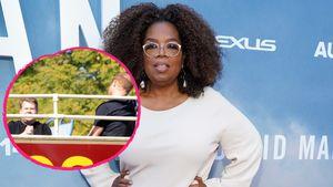 Nicht exklusiv: Oprah sauer wegen Prinz Harrys Corden-Talk?