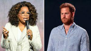 Oprah sicher: Harry hilft Royals, ehrlich mit sich zu sein!
