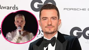 Nach Katy Perrys Auftritt: Orlando Bloom platzt vor Stolz
