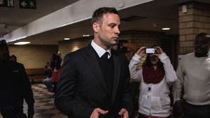 Reeva erschossen: Oscar Pistorius hofft auf Vergebung