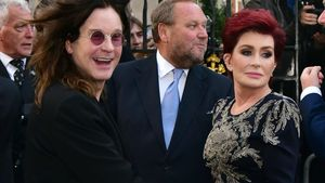 "Ozzy und Sharon Osbourne bei den ""The Daily Mirror Pride of Britain Awards 2015"""