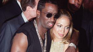 Nächster Bewerber? P. Diddy teilt Throwback-Pic mit Ex J.Lo