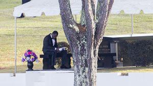Hier trauert P. Diddy am Grab seiner Ex Kim Porter (†47)!