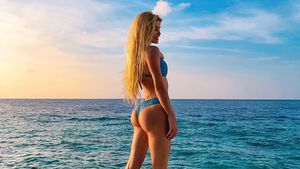 Wegen neuer Bootyübungen: Pamela Reif raucht schon der Kopf