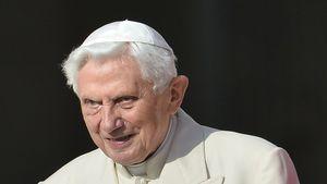 Vatikan gibt Gesundheits-Update zu Papst Benedikt XVI.
