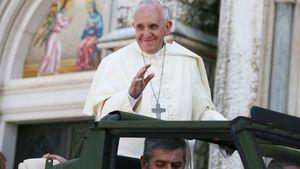 Papst Franziskus: Kein Fernsehen seit 1990!