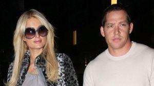 Paris Hilton und Cy Waits