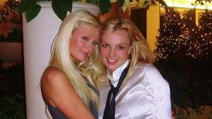 Mit legendären alten Fotos: Paris Hilton gratuliert Britney!
