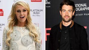 Was läuft zwischen Paris Hilton und Jack Whitehall?