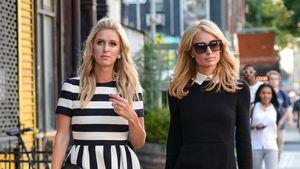 Paris Hilton und Nicky Hilton stylish in New York