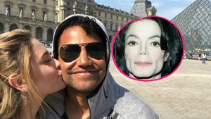 Vatertagsgruß an TJ: Hat Paris Michael Jackson vergessen?