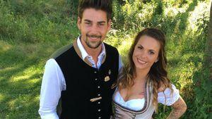 Patrick Cuninka und Denise Temlitz