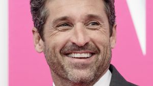 "Patrick Dempsey auf der ""Bridget Jones Baby""-Premiere in Berlin"