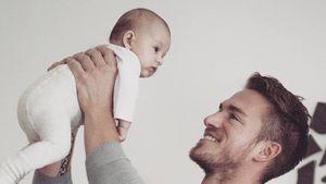 Happy Dad: Patrick Fabians Tochter ist schon vier Monate alt