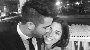 Paul Costabile und Christina Perri