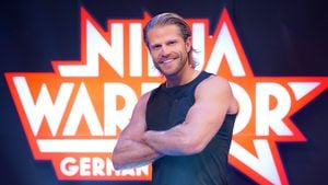 """Ninja Warrior"": Ex-Bachelor Paul Janke versagt im Parcours!"