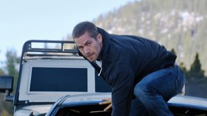 "Paul Walker in ""Furious 7"""